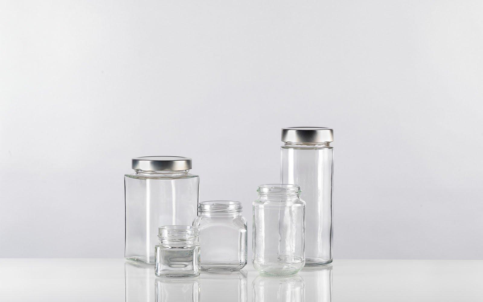 Contenitori Vetro Per Conserve prodotti - vetruria